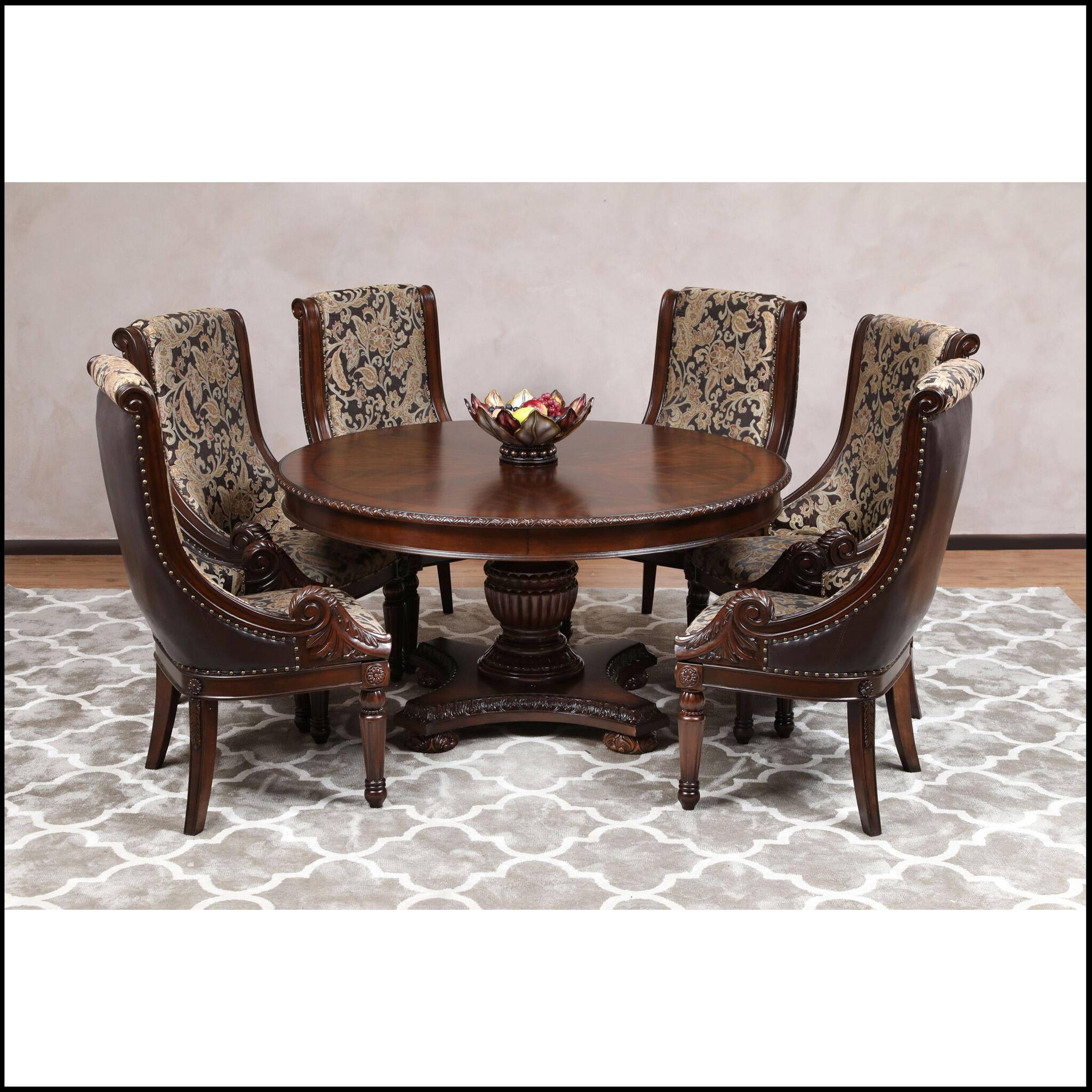 Montrose Round Diningroom Winston Sahd